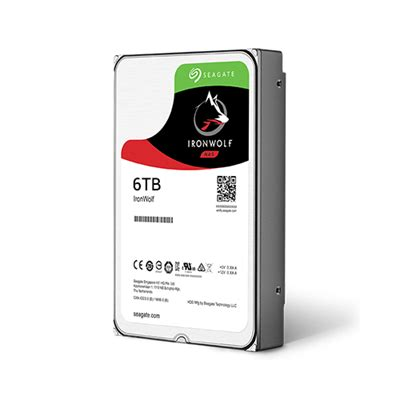Seagate 6tb Ironwolf St6000vn0041 seagate st6000vn0041 ironwolf 6tb 3 5