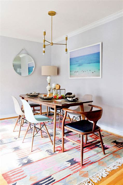 colored dining room chairs 12 swoonworthy dining rooms you ll love