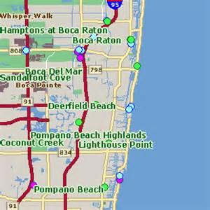 Deerfield Beach Florida Map by Deerfield Beach Fl Hotel Rates Comparison Amp Reservations
