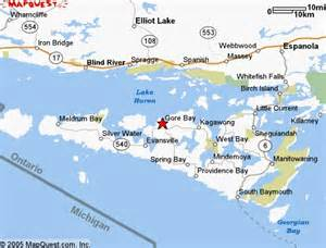 map of manitoulin island ontario canada directions to manitoulin island