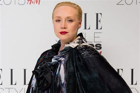 actress game of thrones and star wars game of thrones actress gwendoline christie s star wars