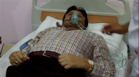 What Hapens When You Go To The Hospital For Detox by Pervez Musharraf In Icu After High Blood Pressure The