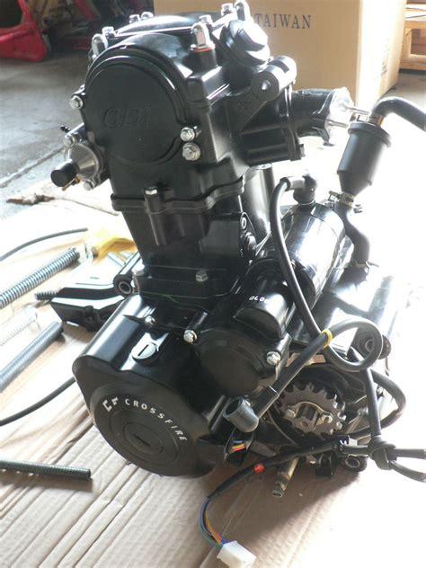 Mesin Zongshen manual 250cc zongshen ohc water cooled atv engine