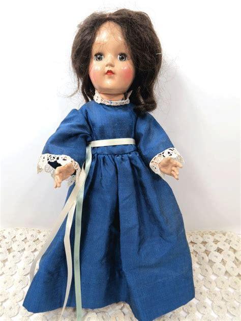 vintage toni doll p  ideal doll