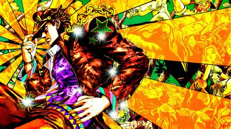 jojos bizarre adventure jojo s bizarre adventure animewallpaper