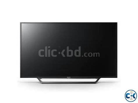 Tv Led Sony W 650d sony bravia w650d 48 fhd led smart tv clickbd