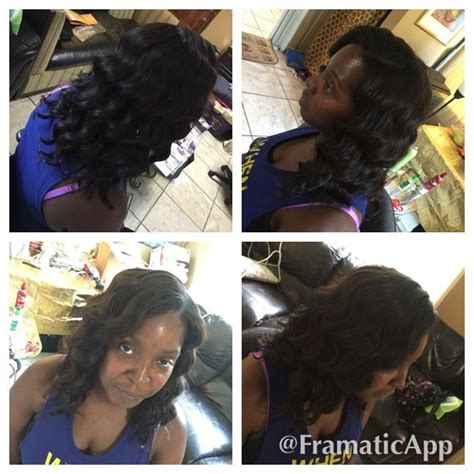 sew in with minimal leave out gorgeoushaiir pinterest weaves full sew in with minimum leave out zalla zilla