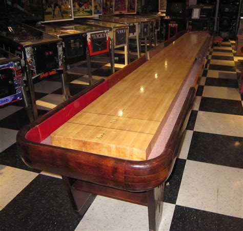 antique shuffleboard table for sale rock ola shuffleboard table for sale modern coffee