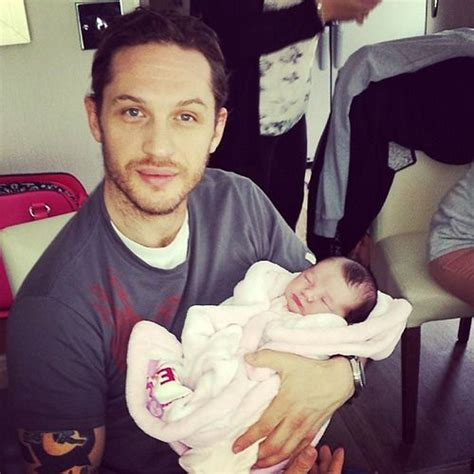 Tom The Baby by Tom Hardy And Babies It S Like For