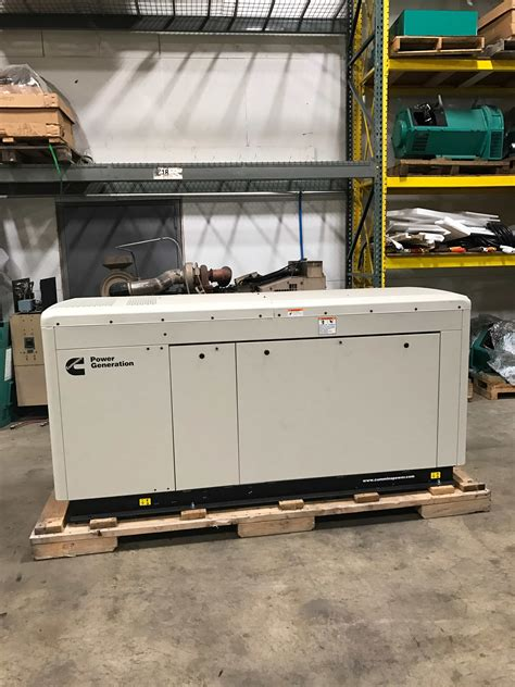 new 36kw cummins onan home standby generator c36 n6h