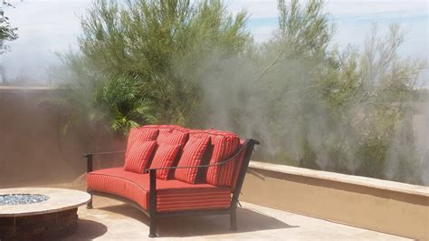 backyard misting systems backyard patio mist systems phoenix misting system maintenance