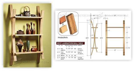 build wall shelf woodarchivist