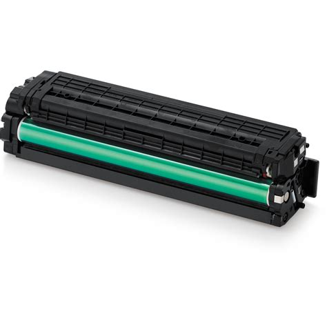 Cartridge Printer samsung clt y504s xaa yellow toner cartridge clt y504s xaa b h