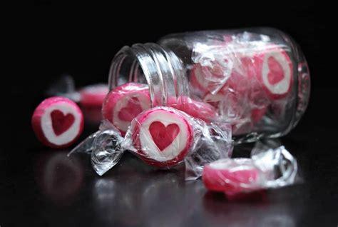 Permen Makanan Manis gambar gratis cinta permen manis makanan gelas jar