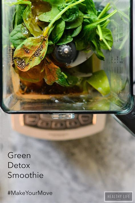 Green Fruit Smoothie Detox by Green Detox Smoothie A Healthy For Me