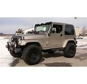 SOLD2003 Jeep Wrangler Sahara 4x4 For SaleLifted