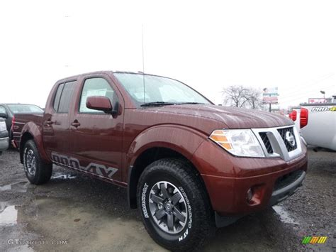 nissan frontier pro 4x4 2016 forged copper nissan frontier pro 4x crew cab 4x4