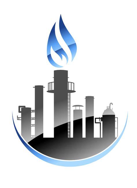 refinery industry logo vector 04 vector logo free