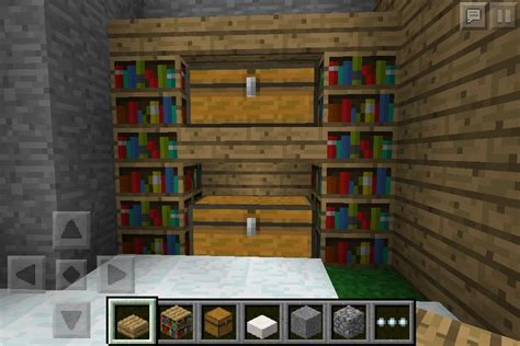 minecraft pe bookshelf 28 images bookshelf minecraft