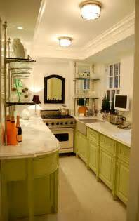 Apartment Galley Kitchen Ideas by 47 Best Galley Kitchen Designs Decoholic