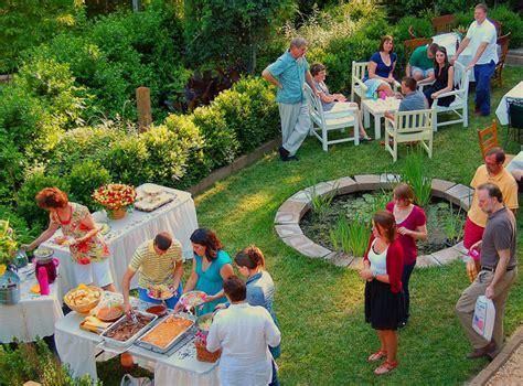 organizzare il giardino come organizzare il giardino per una festa sgaravatti eu