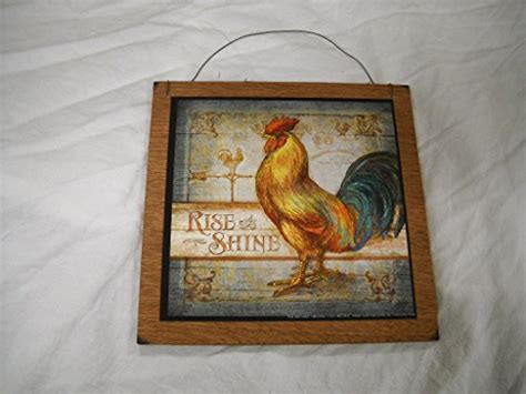 the little store of home decor the little store of home decor rise and shine rooster