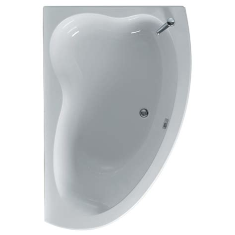 offset corner bath shower screen product details e3177 160x105cm offset corner bath right ideal standard
