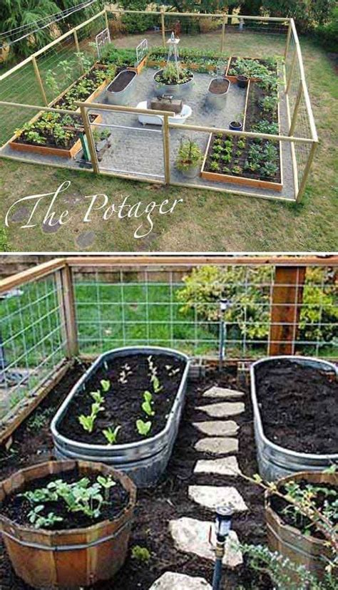 Backyard Vegetable Garden Ideas Best 25 Backyard Vegetable Gardens Ideas On Veggie Gardens Raised Gardens And