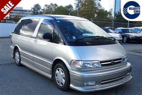 toyota previa estima toyota previa estima 4wd for sale in vancouver bc canada