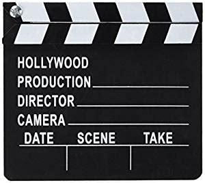 film slate emoji amazon hollywood director s film movie slateboard