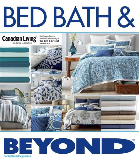 Bed And Beyond by Bed Bath Beyond Flyers