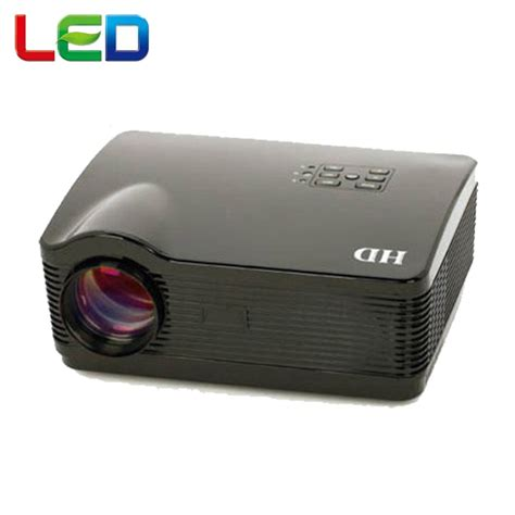 Lu Led Projector Mobil aliexpress buy projector 5500 lumens portable hd projectors support 1920x1080p led