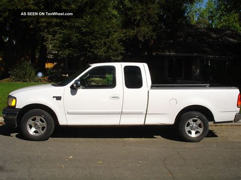 F150 Bed by 2000 Ford F150 Cab Bed 5 4 V 8 Xlt California Car