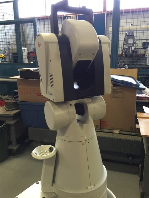 leica ltd leica ltd 800 used laser tracker cmm inc