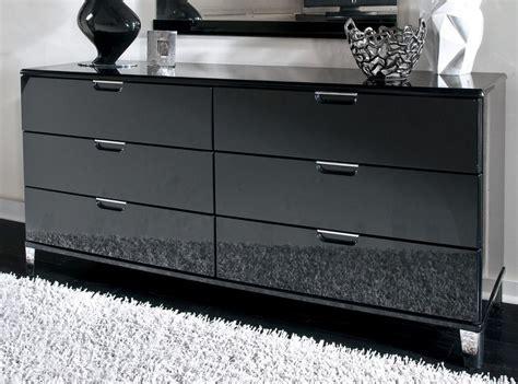 black glass dresser black dresser