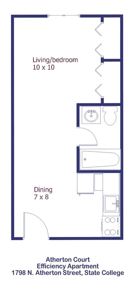 efficiency apartment floor plan ideas apartment floor plans and studio cool layout ideas