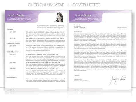 Cv Template With Photo Word Template Resume Health Symptoms And Cure