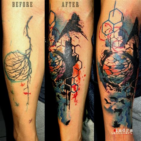 tattoo abstract designs 45 cool abstract tattoos