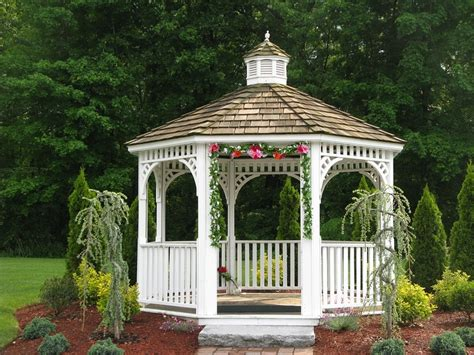 Backyard Wedding Gazebo Gazebo Wedding Design Ideas