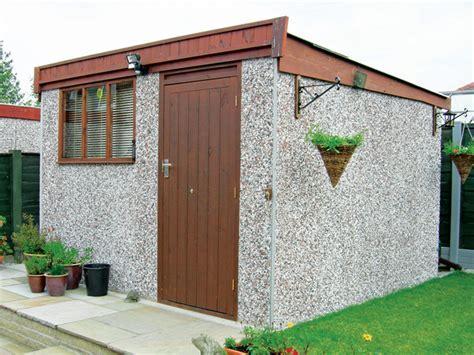 Concrete Sheds, Walton Sectional