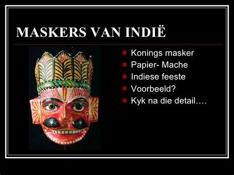 maskers gr9