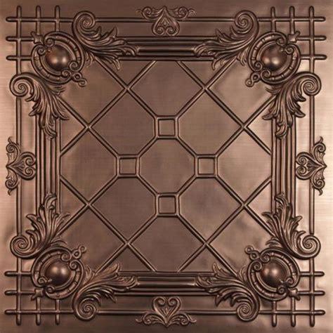 bentley bronze ceiling tiles