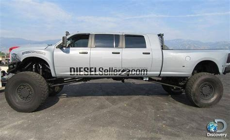Diesel Brothers Com Truck Giveaway - diesel brothers recap mega ram unselfishly gives up axle