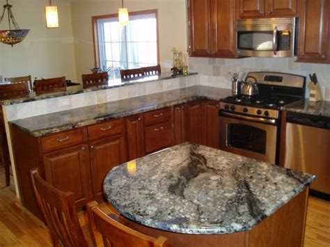 gray granite countertops with cabinet remake a gray