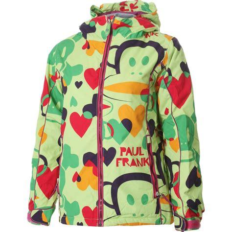 Paul Frank Jacket 686 paul frank magic insulated snowboard jacket