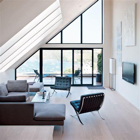 Blue Oak Living Room Living Room With Light Oak Floor Ideal Home