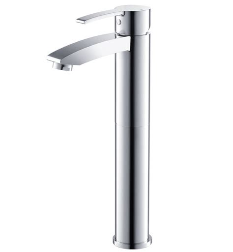 Chrome Vessel Faucet chrome single vessel sink faucet uvfft3112ch