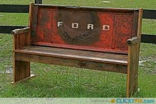 truck tailgate desk tailgate bench from tailgates 14 clicky pix