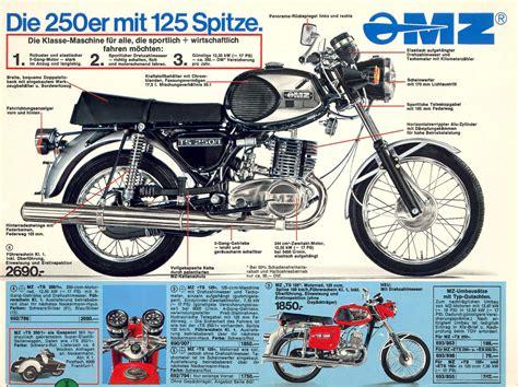 Mz Alte Motorr Der by Mz Motorr 228 Der Ddr Im Neckermann Katalog Brd