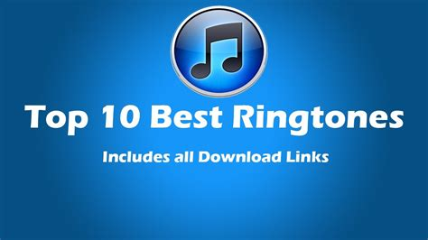 top   downloaded ringtones